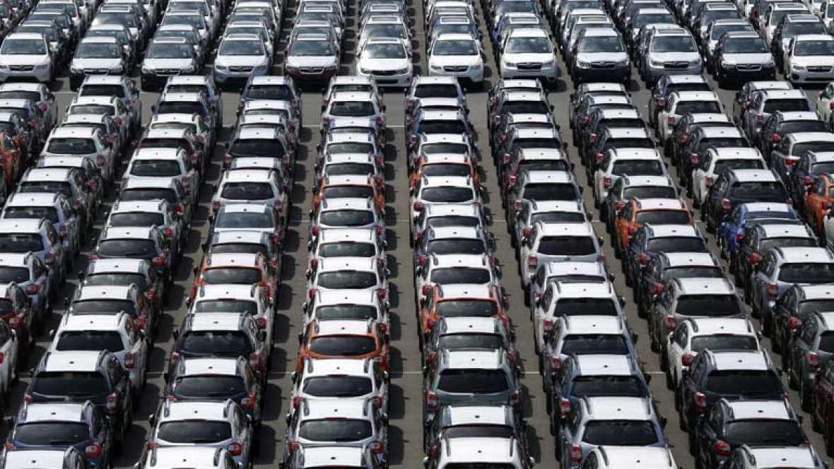 Diario de las 2 - El sector del automóvil cierra su mejor año desde 2008 - Escuchar ahora