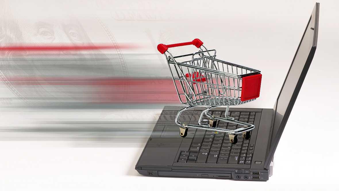 Marca España - España aumenta sus compras 'on line' - 05/01/16 - escuchar ahora