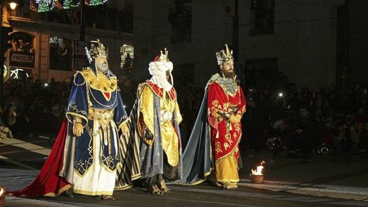 Marca España - Noche de los Reyes Magos - 05/01/16 - escuchar ahora