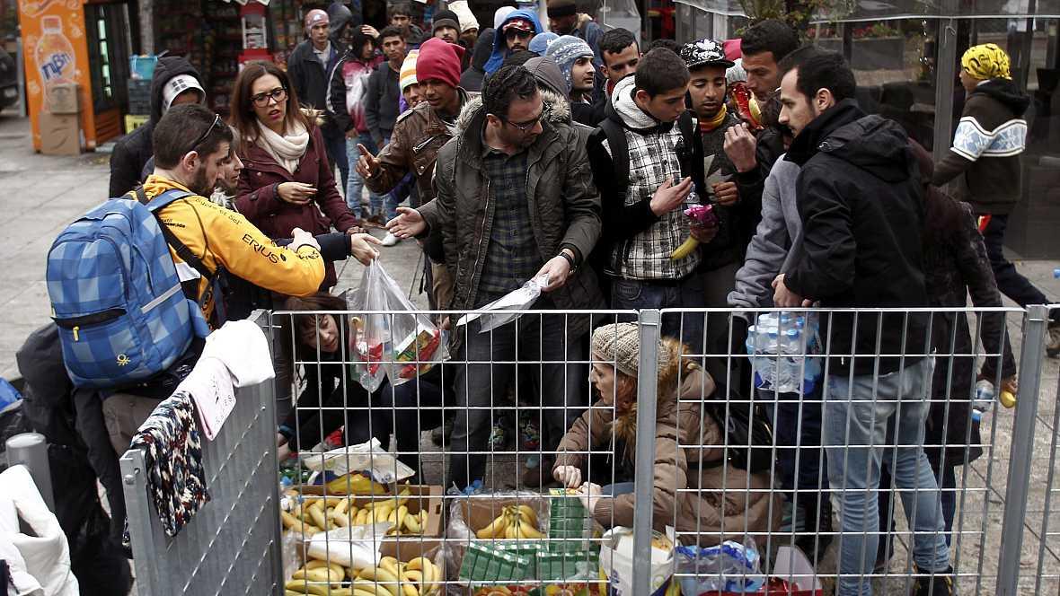 Europa abierta - Situación de los refugiados sirios - escuchar ahora