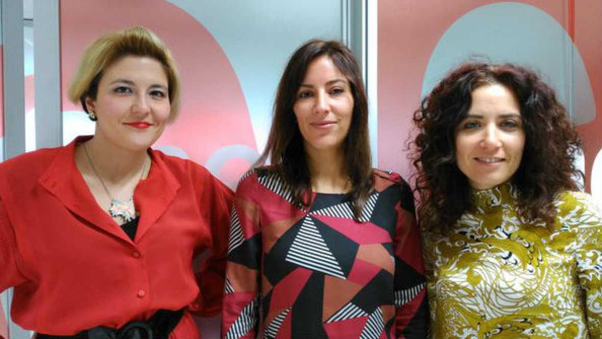 Las mañanas de RNE - Las Funamviolistas: entre la música, el humor y las acrobacias - Escuchar ahora