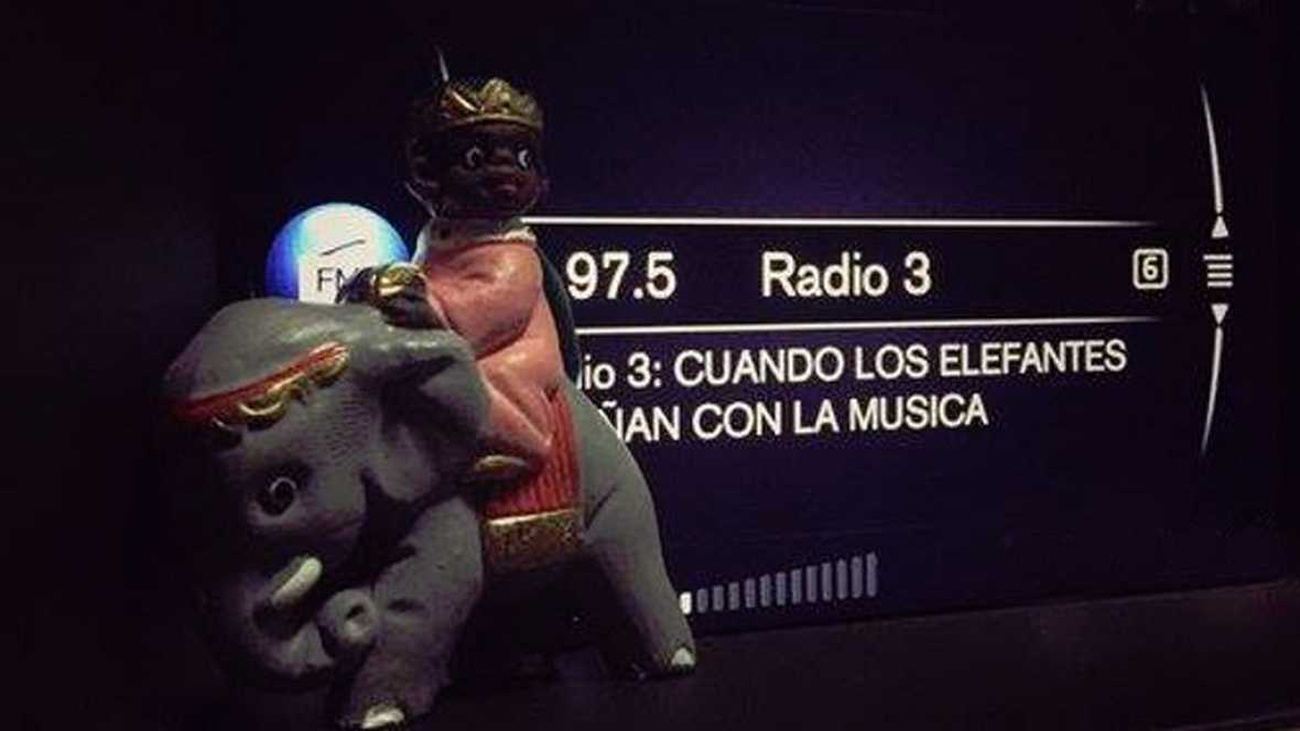 Cuando los elefantes sueñan con la música - Para los peques - 06/01/16 - escuchar ahora