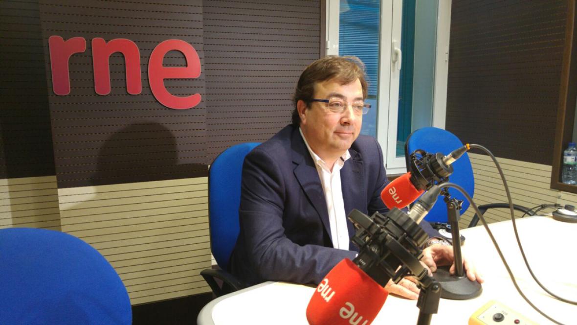 Las mañanas de RNE - Fernández Vara no descarta un Ejecutivo de izquierdas - Escuchar ahora