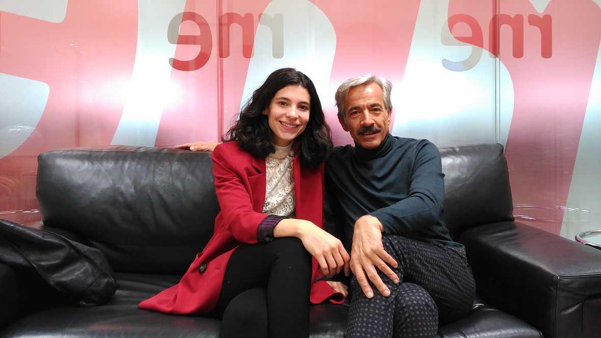 Las mañanas de RNE - Imanol Arias e Irene Visedo y el regreso de 'Cuéntame como pasó' - Escuchar ahora