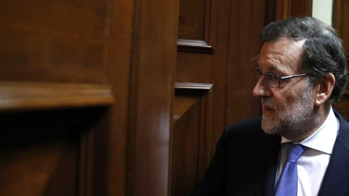 Diario de las 2 - Rajoy rebaja las expectativas de una gran coalición con el PSOE - Escuchar ahora