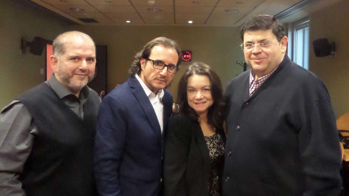 Club 21 - Amb Manel Cantarino, Javier Pairet i Jennifer Woodard