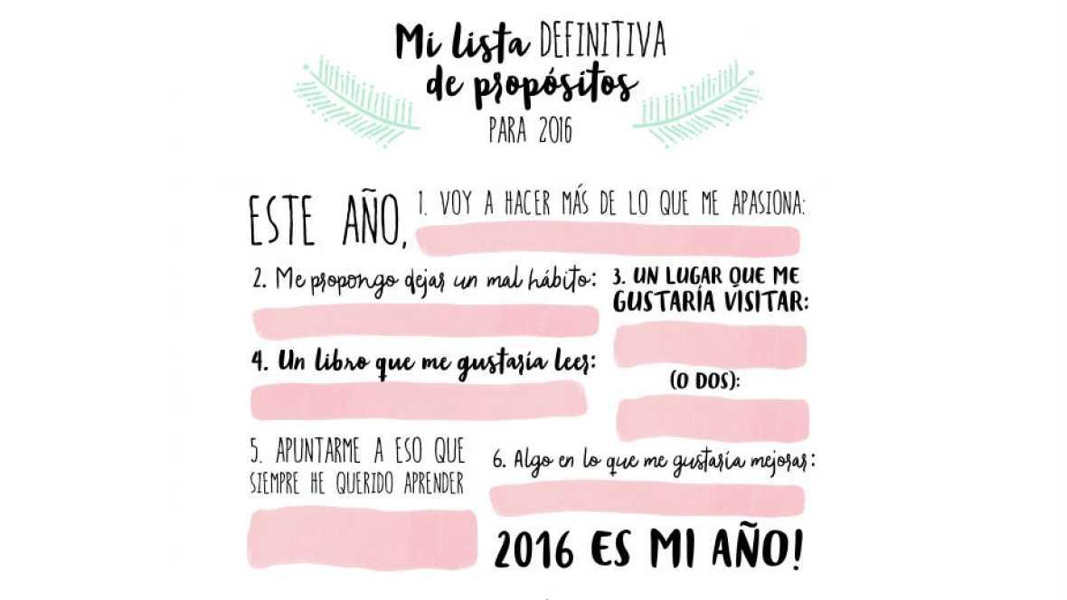 La felicidad - Propósitos para 2016 - 10/01/16 - Escuchar ahora