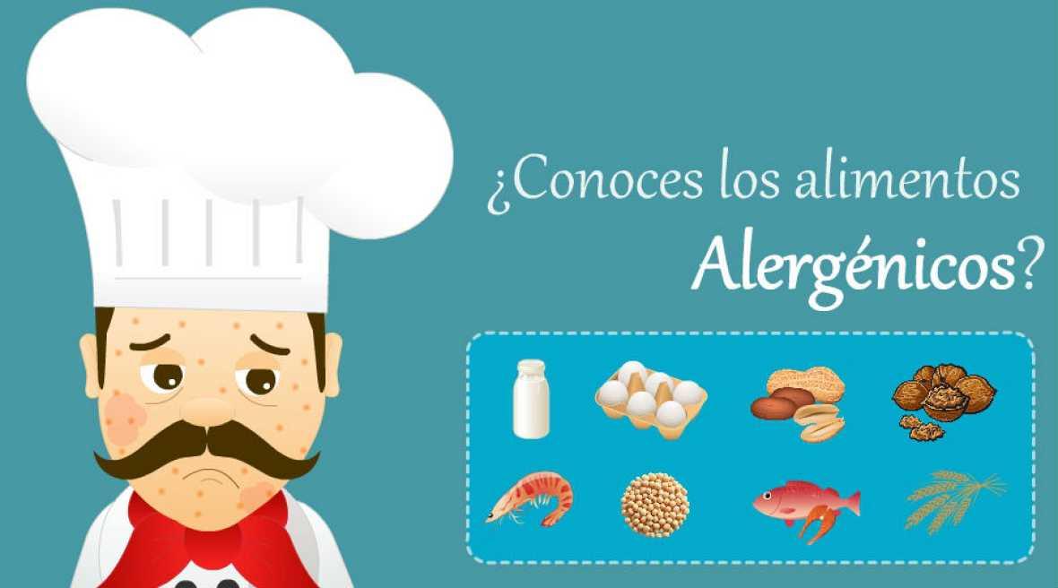 Un laboratorio en mi cocina - Alergias alimentarias - 10/01/16 - Escuchar ahora