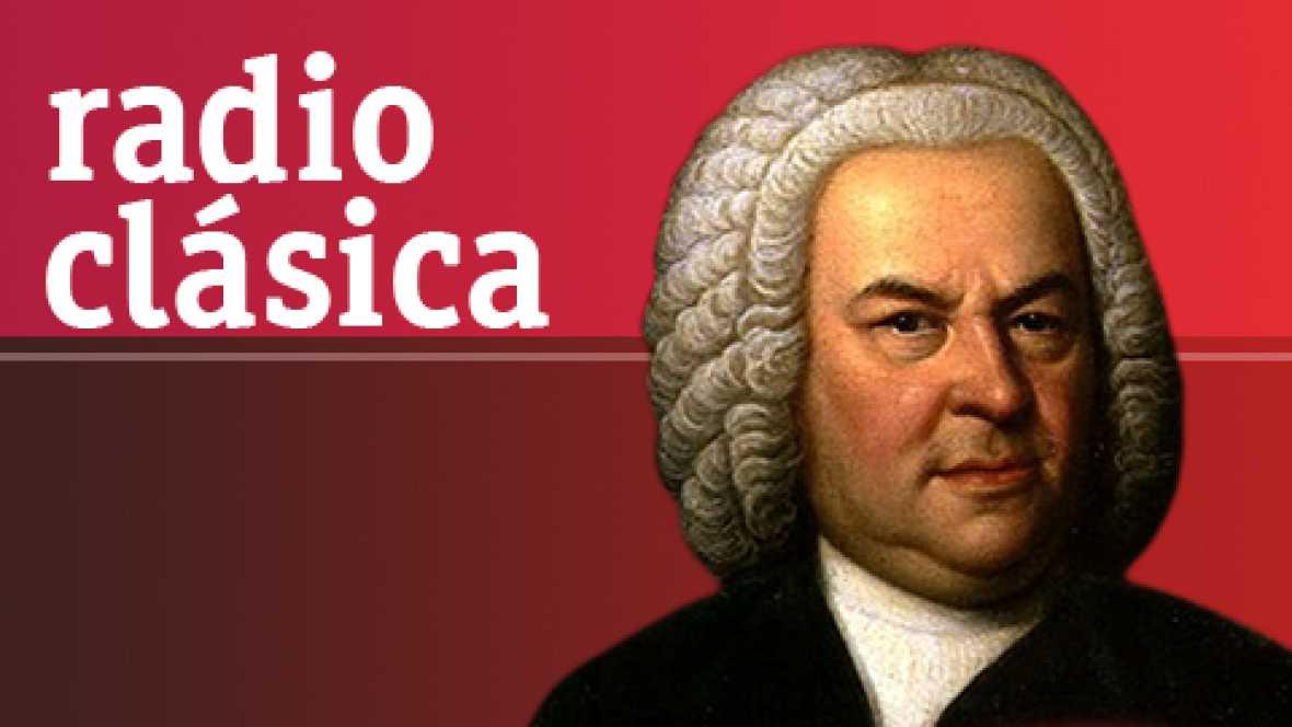 La hora de Bach - 09/01/16 - escuchar ahora