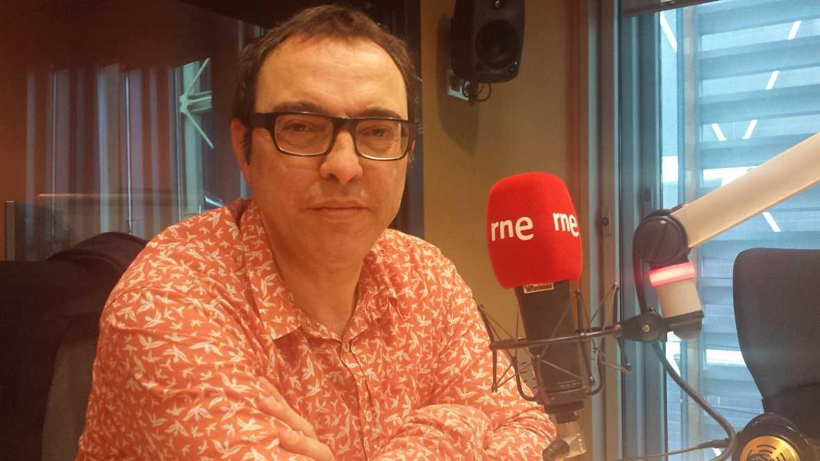 Entrevista a Sergi Belbel - Escuchar ahora