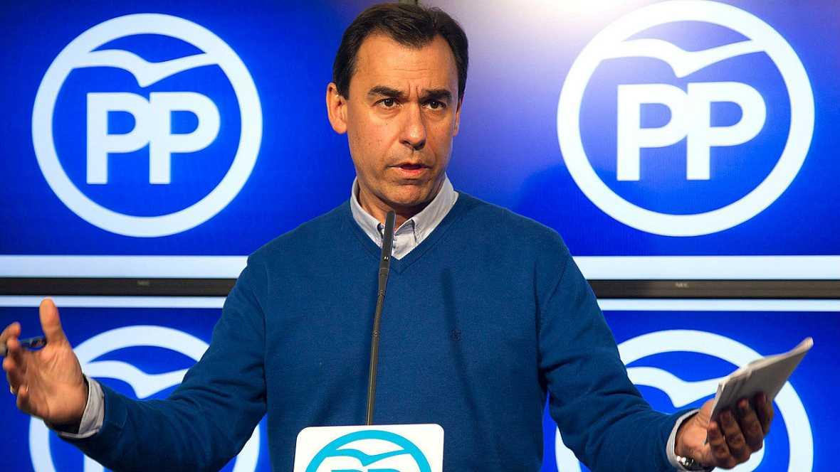 """Maillo:"""" PP y PSOE se deben unir frente al desafío independentista""""  - Escuchar ahora"""