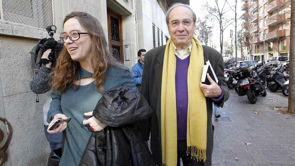 Informativos fin de semana - 14 horas - La CUP satisfecha de eliminar la piedra en el camino: Artur Mas - Escuchar ahora