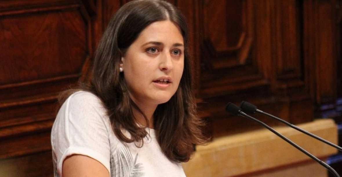 """Las mañanas de RNE - Marta Pascal (CDC): Hay una """"mayoría parlamentaria"""" que quiere la independencia - Escuchar ahora"""