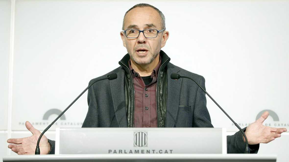 """Las mañanas de RNE - Joan Coscubiela, Catalunya Sí que es Pot: """"La independencia es tan legítima como cualquier otra opción"""" - Escuchar ahora"""