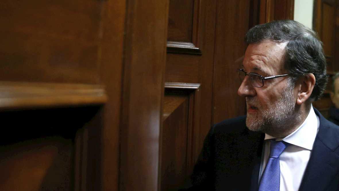 Boletines RNE -  Continúan los contactos de los partidos para formar gobierno - Escuchar ahora
