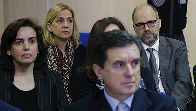 Boletines RNE - El abogado de la infanta Cristina pide la nulidad de la apertura del juicio oral - Escuchar ahora
