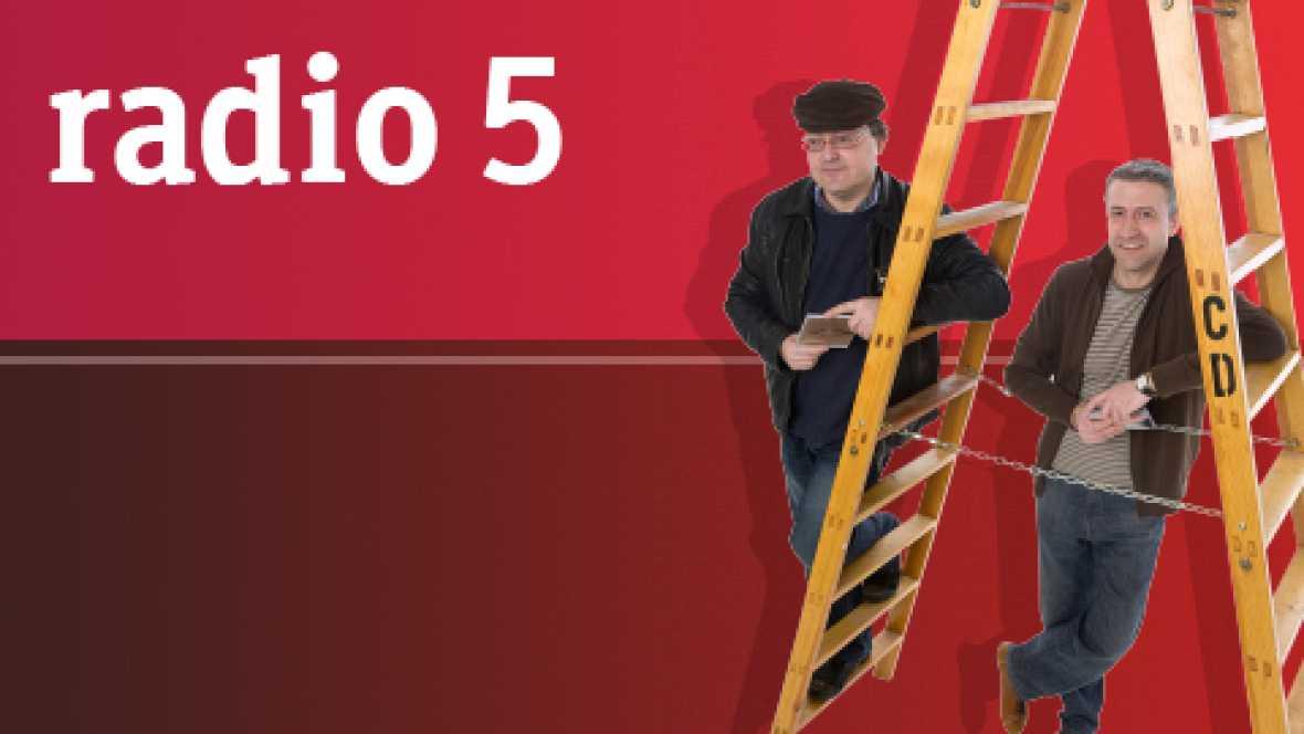 Nuestros vecinos del Norte - 'Les Hurlements d'Léo chantent Mano Solo' - 11/01/16 - escuchar ahora
