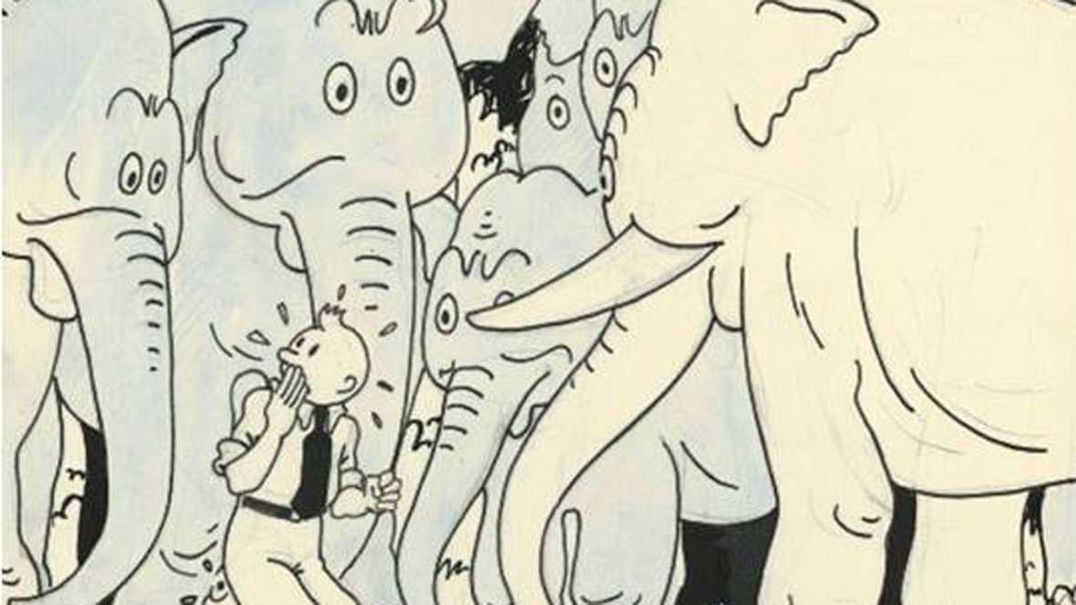 Cuando los elefantes sueñan con la música - 'Cumplelefantes' - 11/01/16 - escuchar ahora
