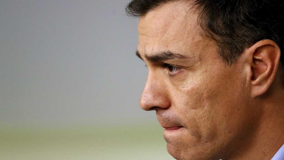 Las mañanas de RNE - Pedro Sánchez intenta recabar el apoyo de Podemos y Ciudadanos para formar Gobierno - Escuchar ahora