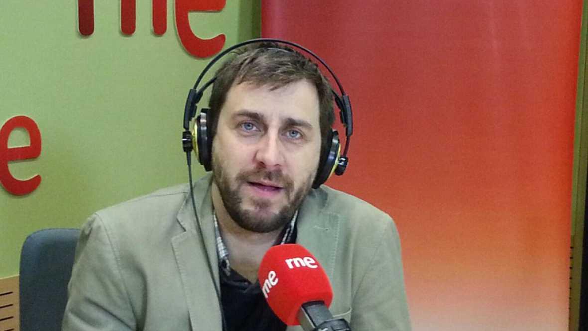 Las mañanas de RNE - Toni Comín apuesta por la cooperación entre iguales de Cataluña con España - Escuchar ahora