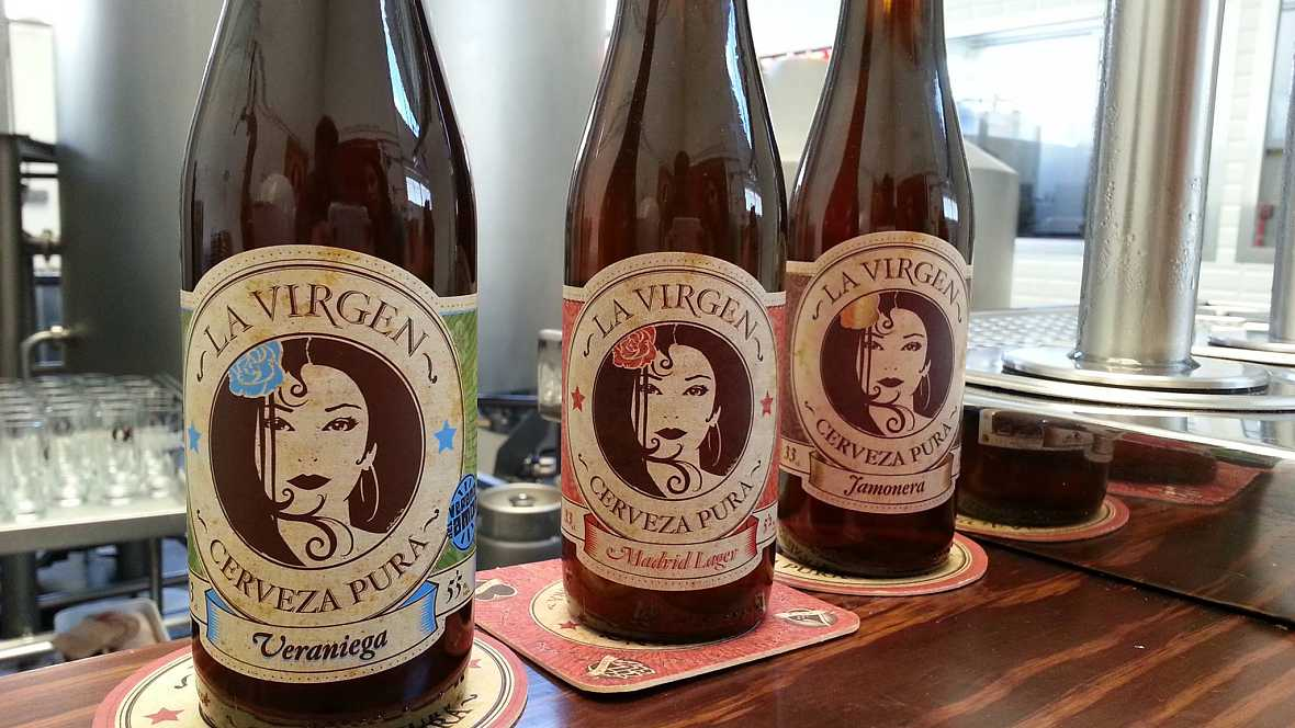 Marca España - Cervezas la Virgen, artesana marca España - 12/01/16 - escuchar ahora