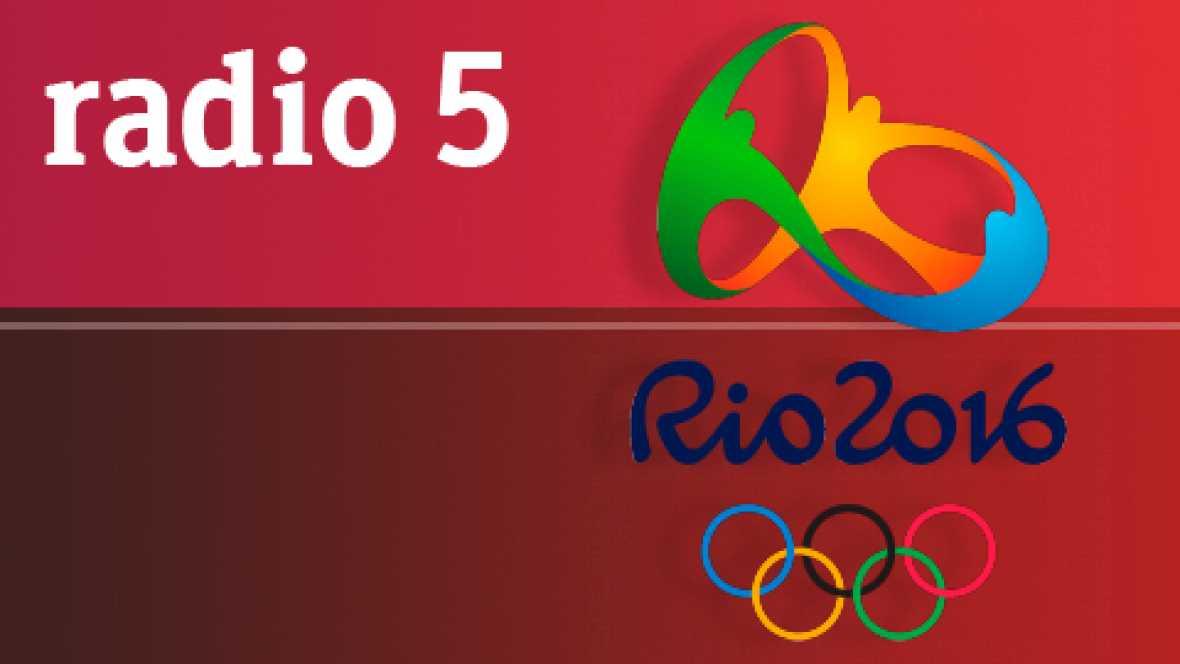 Objetivo Río en Radio 5 - 'A tus sueños, a las nubes,  a cumplir deseos...' - 07/01/16 - escuchar ahora