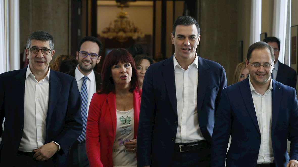 Diario de las 2 - PP y PSOE negocian el candidato a presidir la Mesa del Congreso - Escuchar ahora
