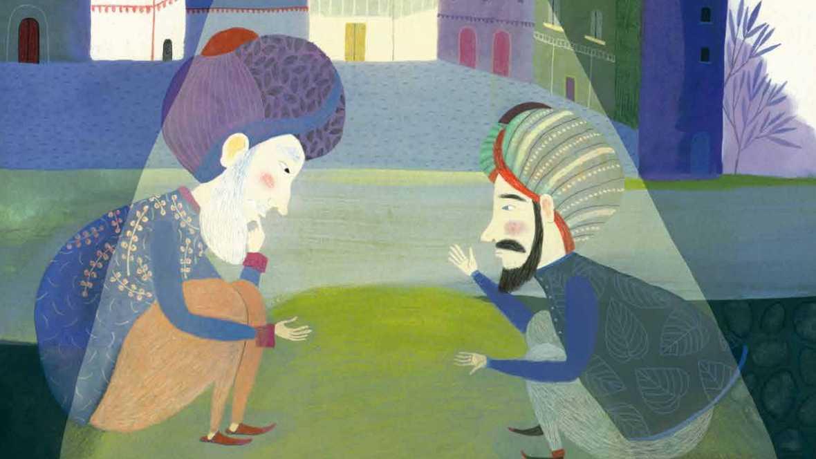 Asia hoy - Nasrudín: sabiduría y humor - 12/01/16 - escuchar ahora