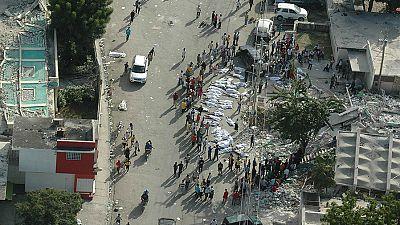 Entre paréntesis - Haití sigue necesitando ayuda seis años después del terremoto - Escuchar ahora