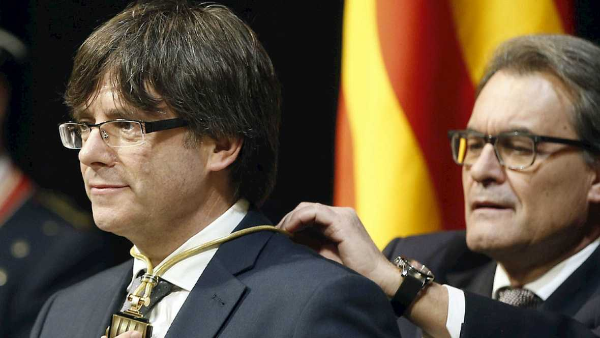 Las mañanas de RNE - Se estudia la impugnación de la promesa de Puigdemont - Escuchar ahora
