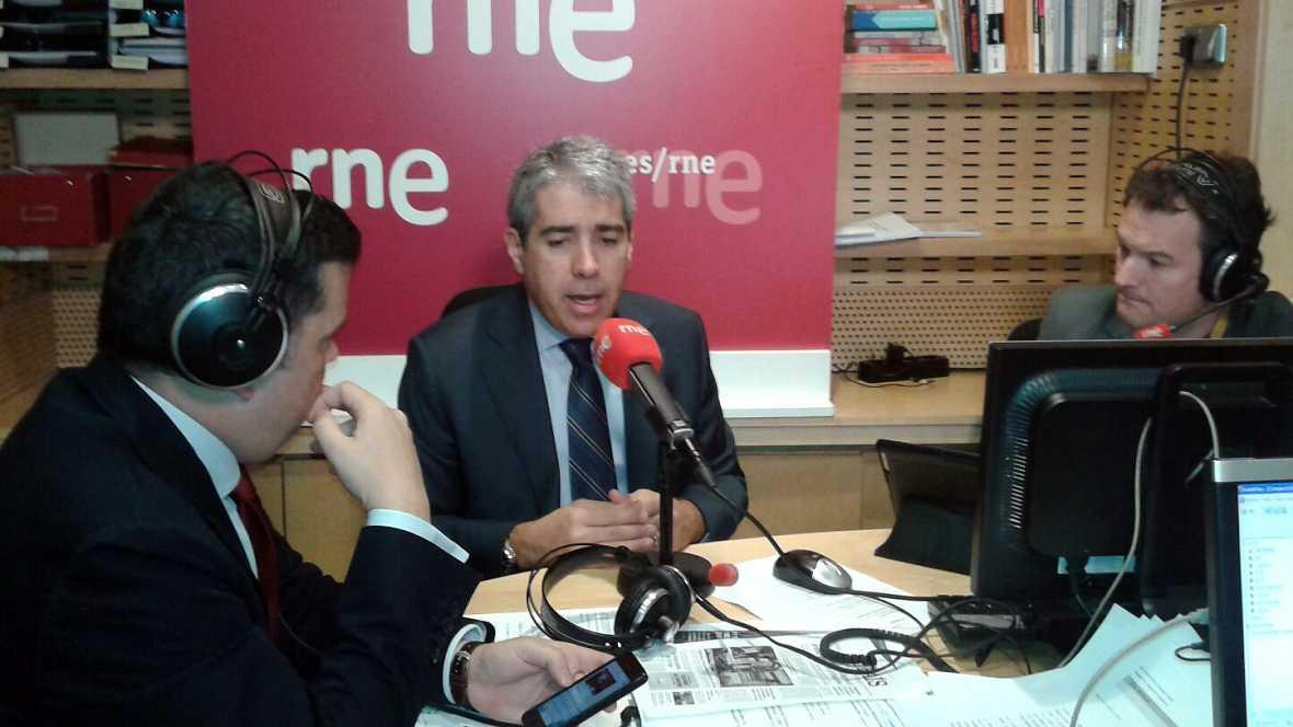 """Especial informativo constitución de las Cortes - Homs, sobre la nueva legislatura: """"Hay que hacer mucha pedagogía y escuchar mucho"""" - Escuchar ahora"""