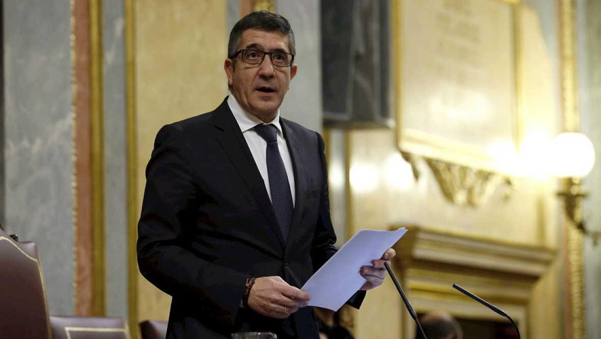 """Diario de las 2 - Patxi López: """"Esta es una legislatura distinta a otras que hemos tenido"""" - Escuchar ahora"""