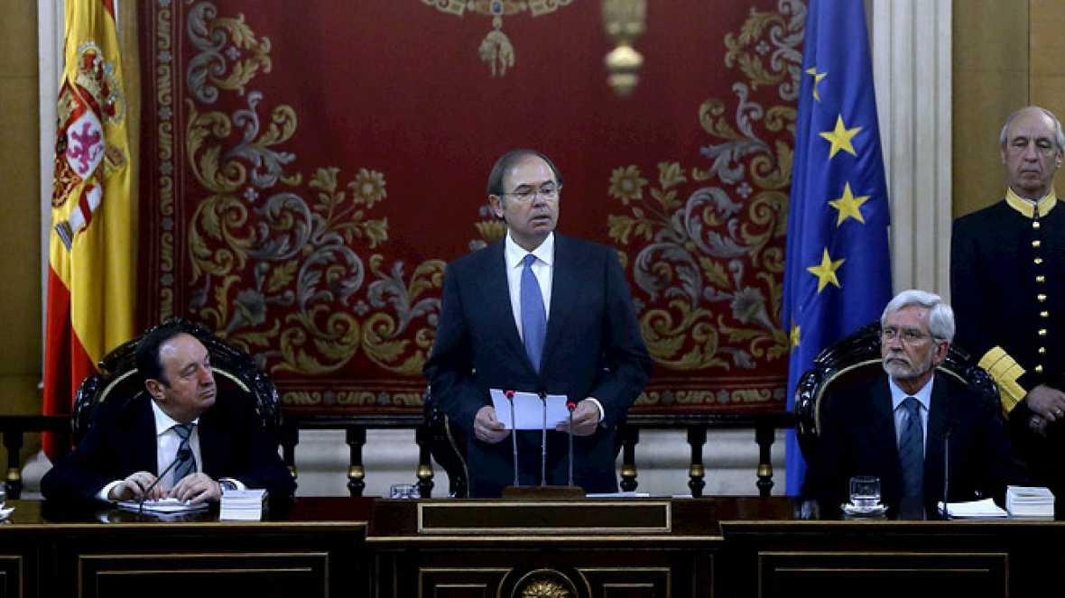 Diario de las 2 - Pío García Escudero, reelegido presidente del Senado - Escuchar ahora