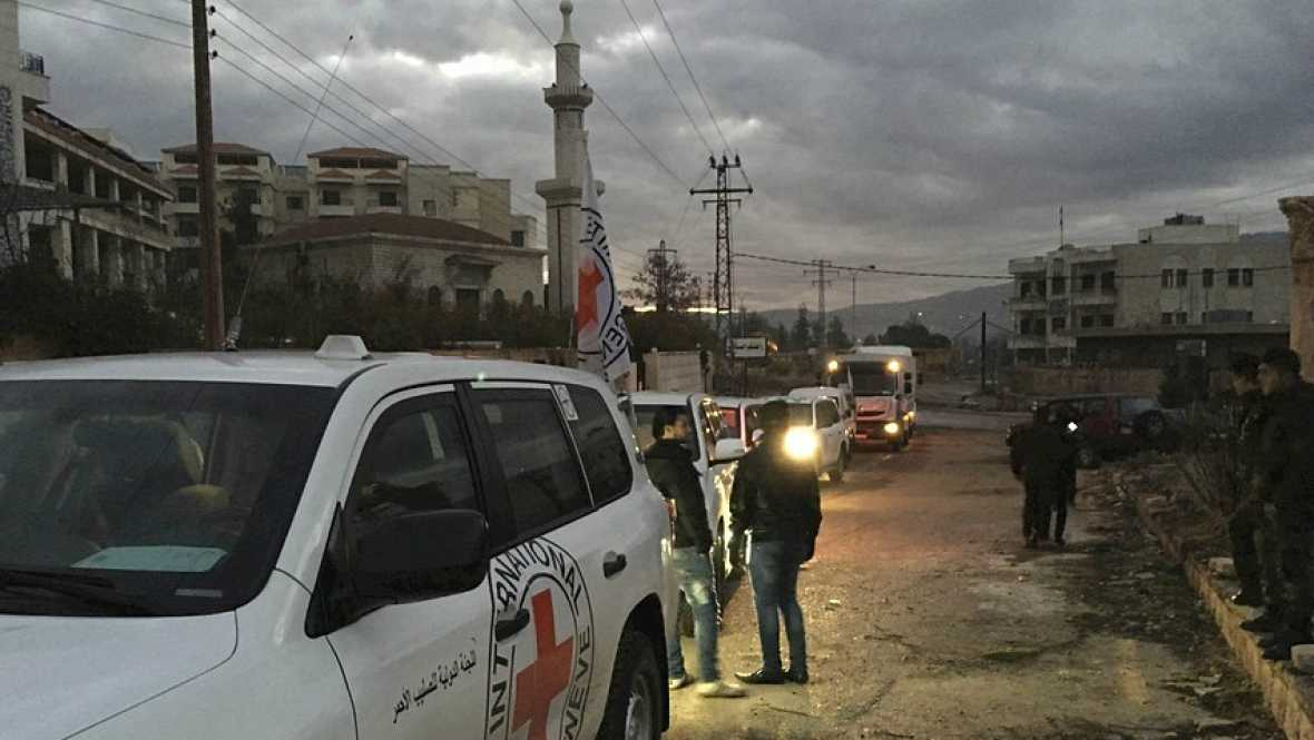 Radio 5 Actualidad - 400 personas siguen esperando ser evacuadas en Madaya - Escuchar ahora