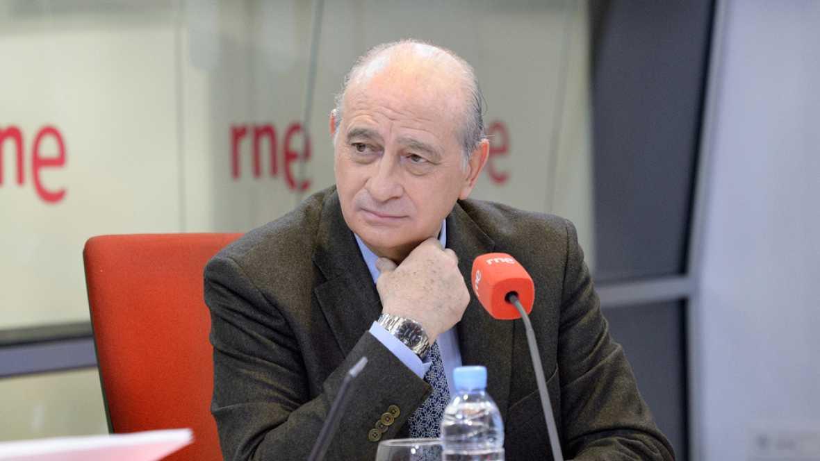 Las mañanas de RNE - Jorge Fernández Díaz: Sin el PP no podría llevarse a cabo una reforma constitucional - Escuchar ahora
