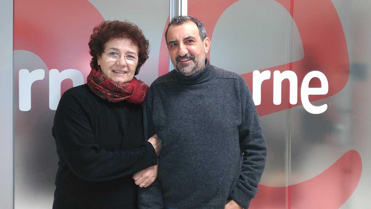 """Las mañanas de RNE - Beatriz Carvajal: """"'Los diablillos rojos' está llena de risas, pero también hay lágrimas"""" - Escuchar ahora"""