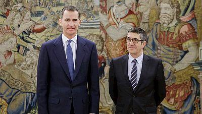 Boletines RNE - Felipe VI se reúne con los presidentes del Congreso y del Senado - Escuchar ahora