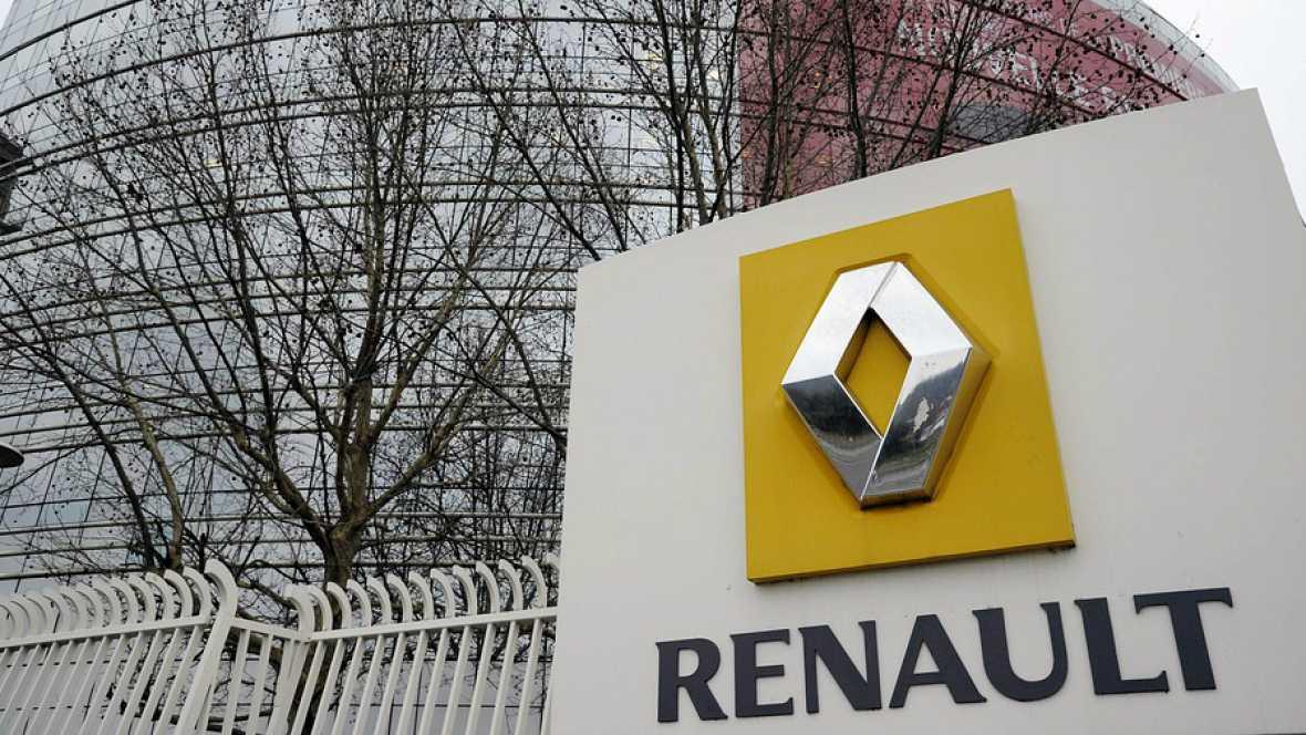 Diario de las 2 - Renault deja de cotizar en la bolsa de París, tras desplomarse por el temor a un nuevo escándalo - Escuchar ahora