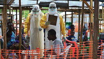 Entre paréntesis - África Occidental, libre oficialmente de ébola - Escuchar ahora