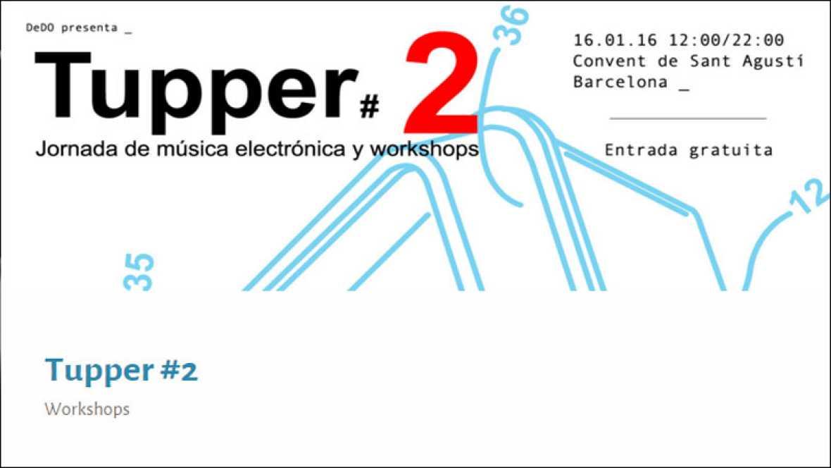 Preferències - Albert Domènech, Javier Maculet i Sara Montiel són tres dels responsables del Tupper#2