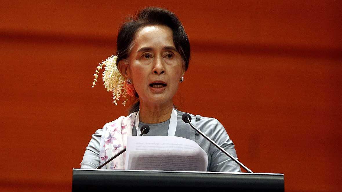 Asia hoy - Birmania: paz y democracia - 15/01/16 - Escuchar ahora