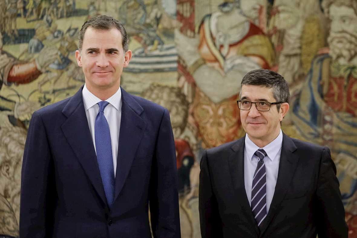 Diario de las 2 - El rey abre la ronda de contacto con los portavoces de los partidos políticos - Escuchar ahora