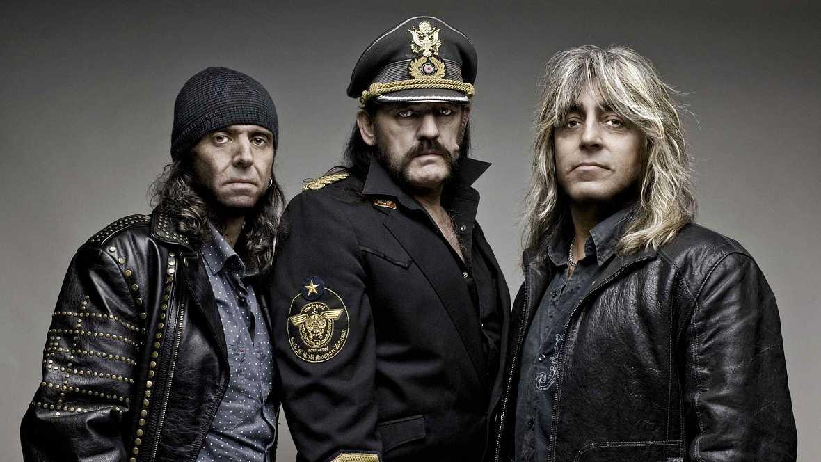 """La Hemerockteca -  """"Overkill""""  Motörhead (1979) - 16/01/16 - Escuchar ahora"""