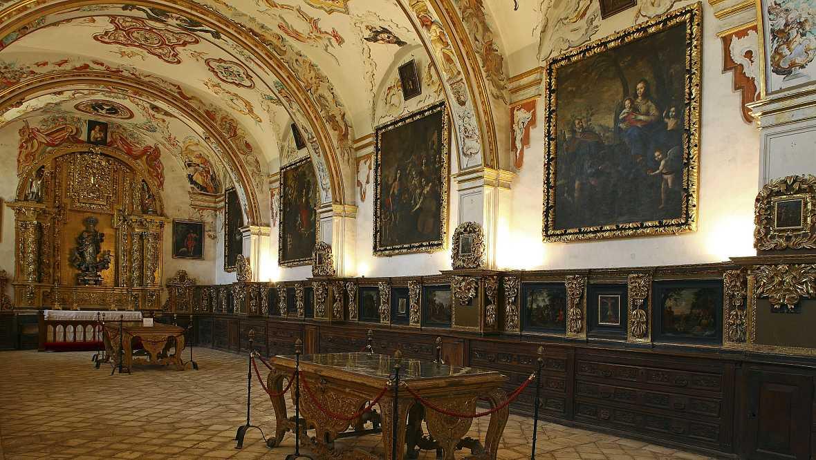 De vinos - Cata en el monasterio - 17/01/16 - Escuchar ahora
