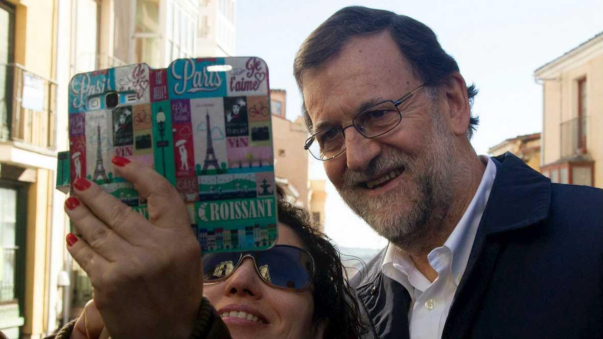 Rajoy: Sánchez busca pacto antinatura para encabezar un Ejecutivo que sería un gran fraude - Escuchar ahora