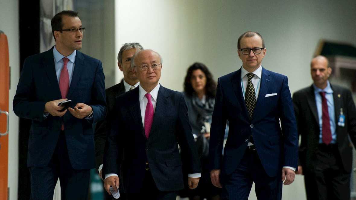 Boletines RNE - La OIEA confirma que Irán ha cumplido las exigencias de acuerdo nuclear - Escuchar ahora