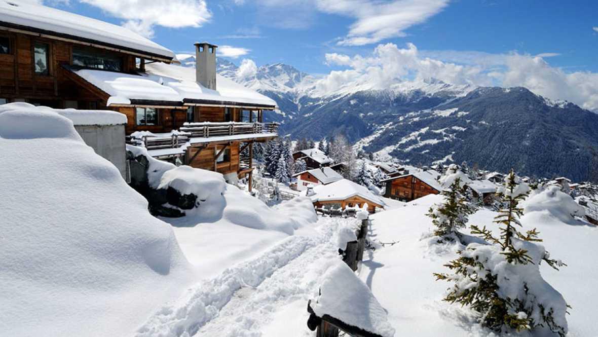 No es un día cualquiera - Esquí y estaciones - Escuchar ahora