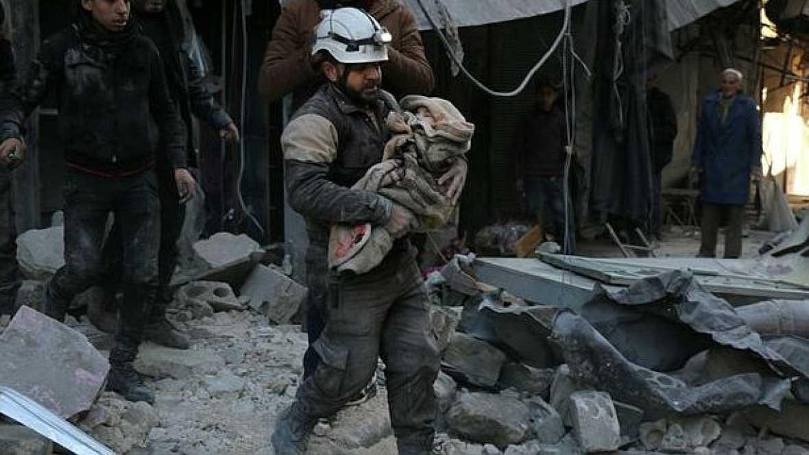 El Daesh tiñe de sangre Deir el Zur y se lleva a 400 civiles secuestrados - Escuchar ahora