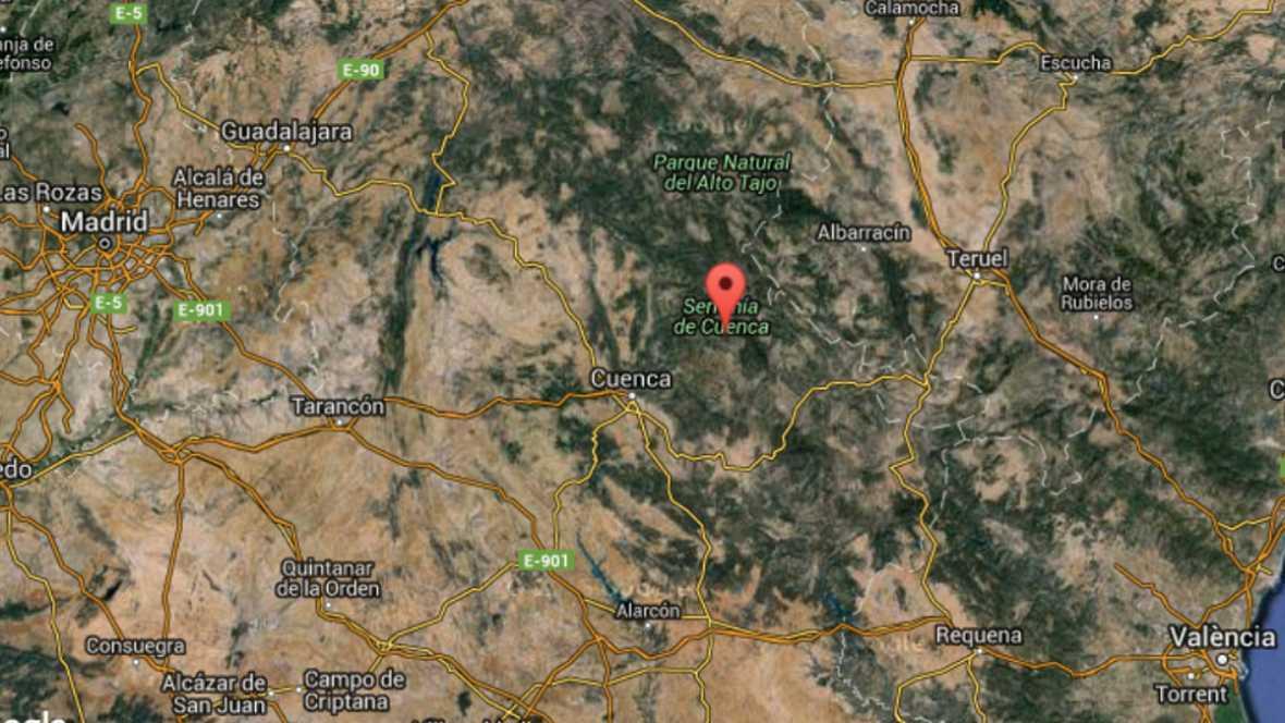 Un matrimonio y sus dos hijas fallecen en un accidente de avioneta en Cuenca