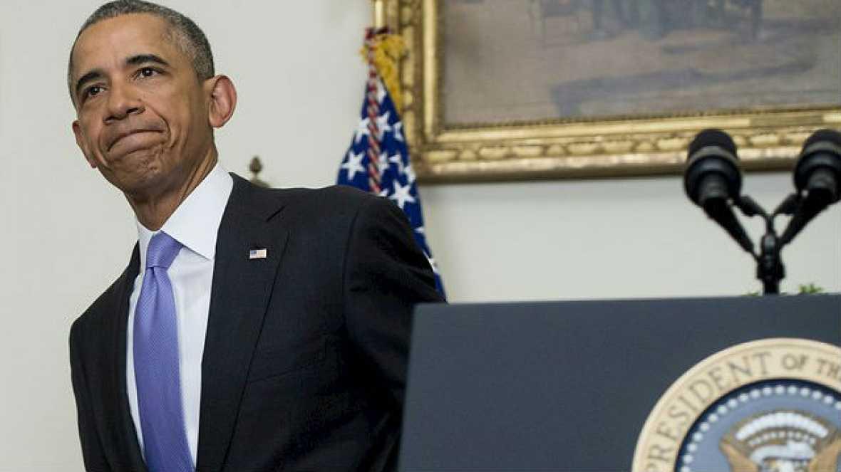 Las mañanas de RNE - Obama se muestra satisfecho con el acuerdo alcanzado con Irán - Escuchar ahora